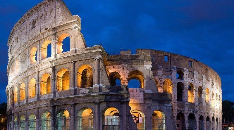 Architektur weltweit – heute: römisch bzw. Italien – Teil 1