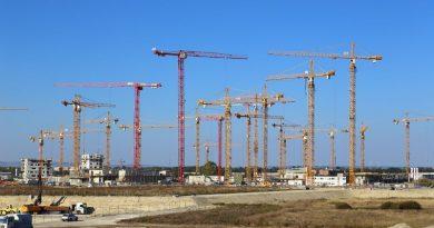 Branchenrückblick der Bauwirtschaft für 2018 überaus positiv