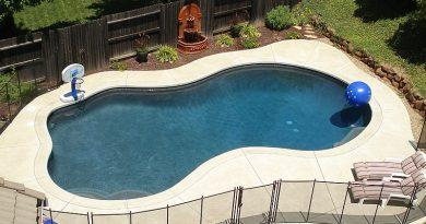 Sommertraum vieler Eigenheimbesitzer: Der Gartenpool