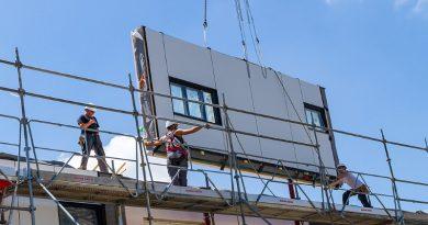 Stabilität durch Bauhandwerker